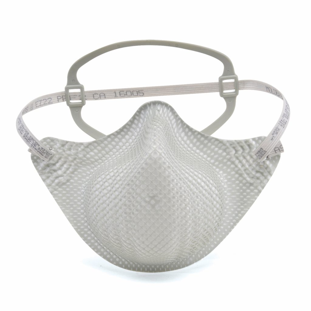 EZ-ON N95 Single Strap Particulate Respirator