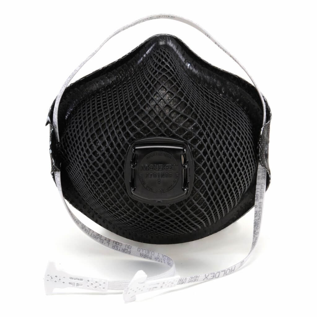 2700N95 Series Particulate Respirators With HandyStrap & Ventex Valve