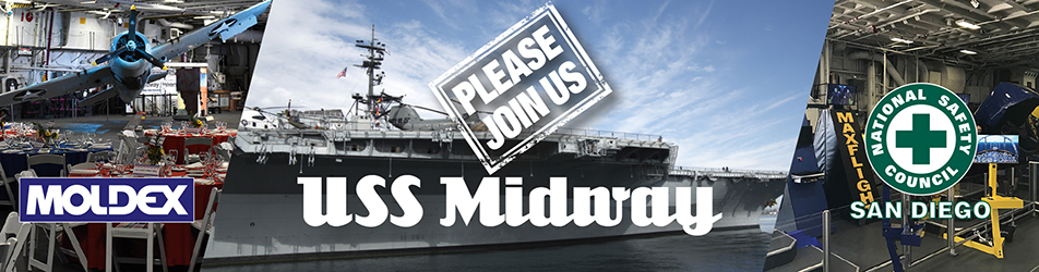 NSC Please Join Us at USS MIdway